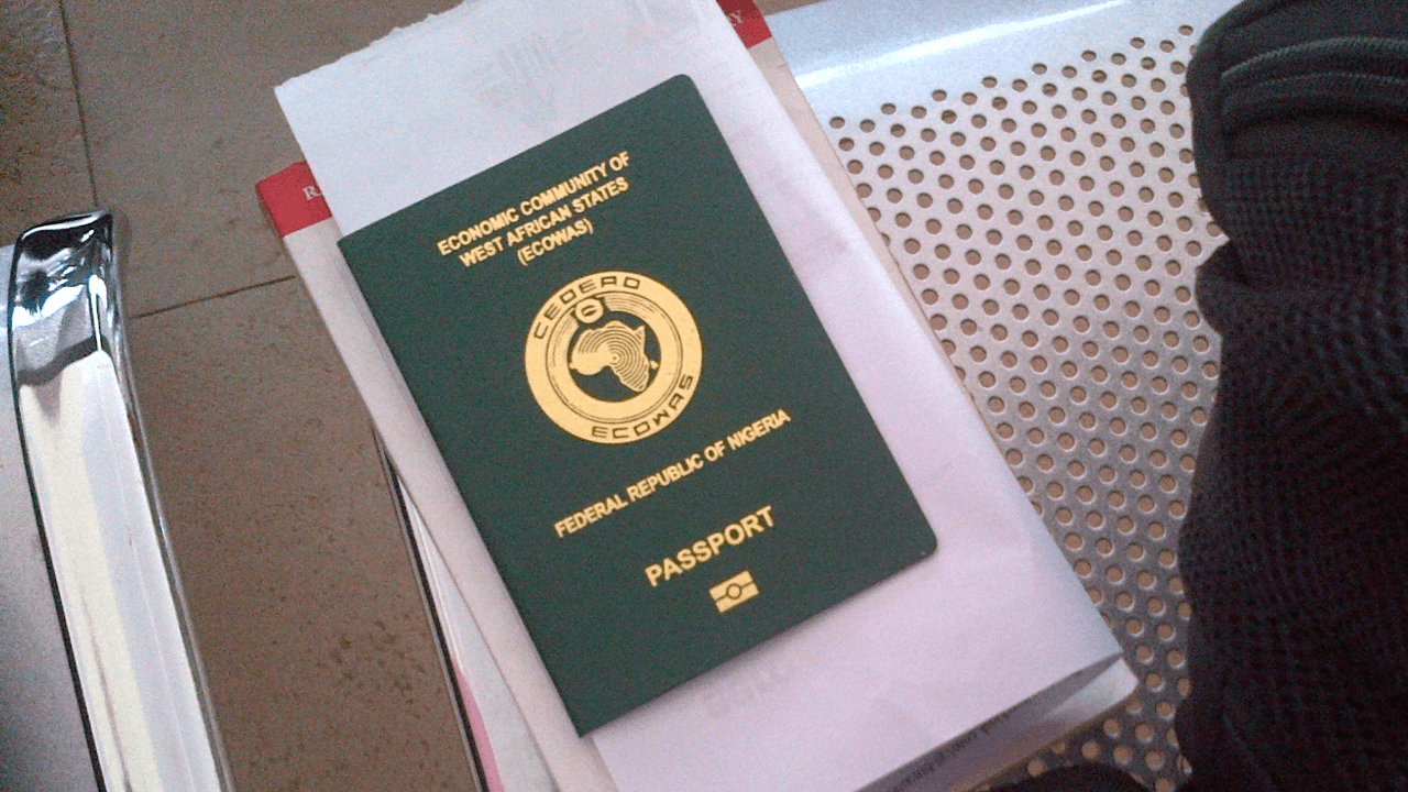 Sunday Adelaja S Blog Nigerian Passport Holders Don T Need